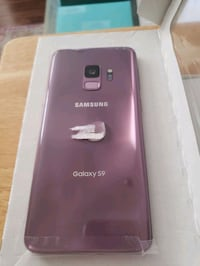 NEW, UNLOCKED Purple Galaxy S9 with case McLean, 22102