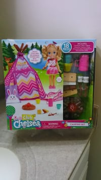 CHRISTMAS GIFTS***BRAND NEW UNOPENED- BARBIE CLUB