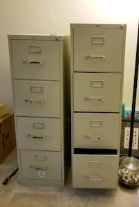 Filing cabinets metal  North Bethesda, 20852