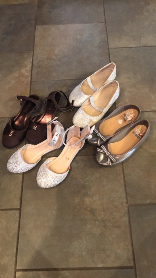 f036e7ac9fb8 Used Girls dress shoes special occasion shoes. Gently worn. Size 12-131 2  for sale in Pittsburgh - letgo