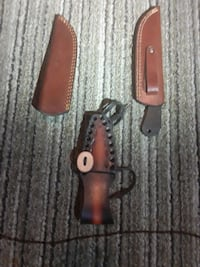 Knife sheaths