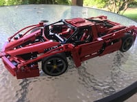 RARE Lego Ferrari Enzo model  Saint Louis, 63146