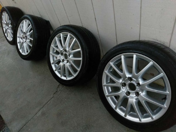 0683ca26d221 Used 17 inch vw rims for sale in Santa Cruz - letgo