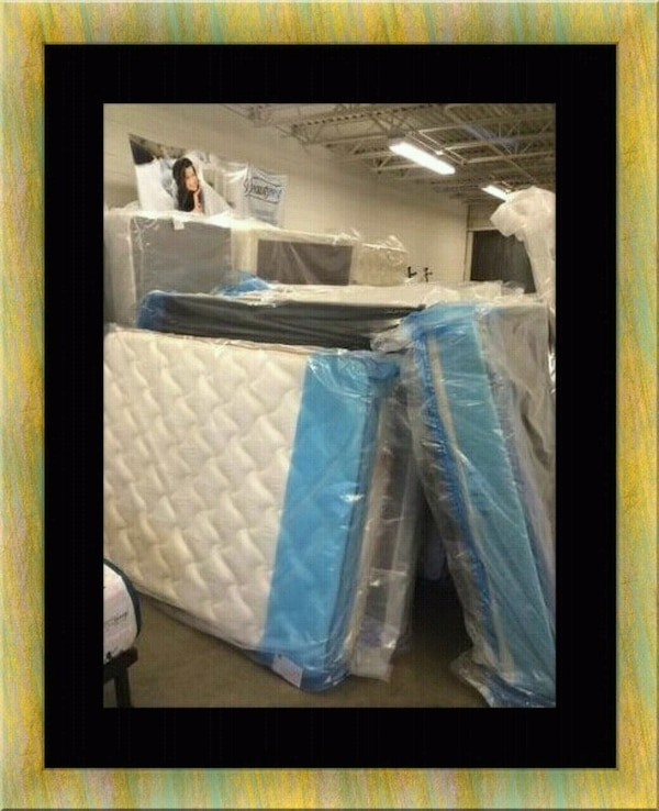 Full $80 Twin $90 mattress and box spring