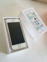 iPhone 5s dorado con caja Madrid, 28045