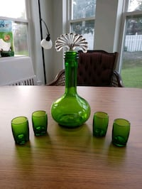 Glass set O'Fallon, 63366