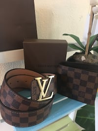Men wallet and belt good quality new  Pearland, 77581