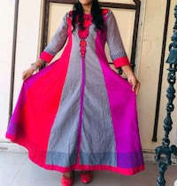 women's pink and blue dress Ahmedabad, 380007