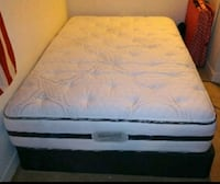 white and gray floral mattress Arvada, 80004