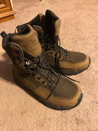 New field and stream hunting boots size 12 Dallastown, 17313
