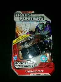 Transformers Prime Deluxe Vehicon Drone Easton, 18042
