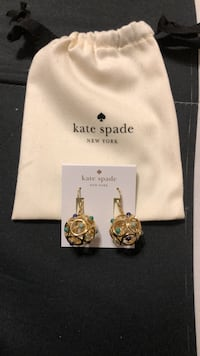 Kate Spade Brilliant Bauble Earrings  Mississauga, L4Z 1H7