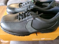 NWT-LADIES COMFORT SAFETY SHOE size 7.5 Vancouver, V6E 4S7