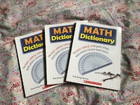 Math Dictionaries for Teachers or Students