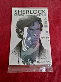 Sherlock..A Study In Pink..#1..Authentic..