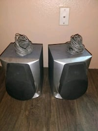 two black and white table lamps Tempe, 85281