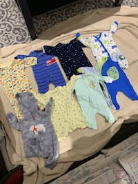 New BORN AND 0-3MONTH CLOTH AVAILABLE ! Toronto, M6N 3S3