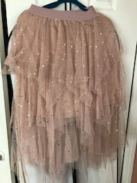 Brand new with tags chicwish skirt size small  Mississauga, L4Y