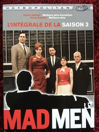 Mad Men Saison 3 Freneuse, 78840