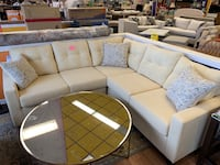 """New Yellow """"L"""" Shaped Sectional  Virginia Beach, 23462"""