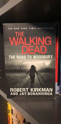 The Walking Dead - The Road to Woodbury Mississauga, L5A 2J5