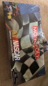 NASCAR Monopoly - Official Collector's Edition Leesburg, 20175