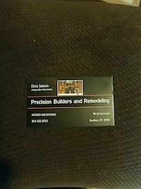 Precision Builder and Remodeling  Bradford