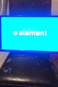 28 inch flat screen with remote