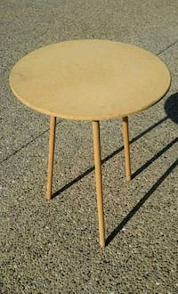 SMALL USED WOODEN TABLE!!