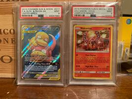 Pokemon Graded Cards