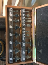 Router bit set missing one bit Leduc, T9E 8C8