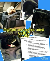 Dog/Cat pet carrier Cincinnati, 45211