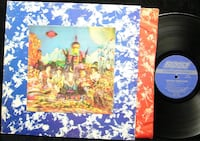 The Rolling Stones – Their Satanic Majesties Request WOODSTOCK