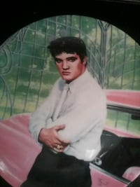 Elvis Presley collectables plates &pictures  Brunswick, 21716