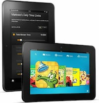 Tablet Fire HD 9 Málaga
