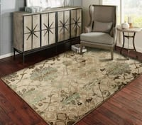 Brown Beige and Blue Area Rug/NEW  Richmond Hill, L4C 3T9