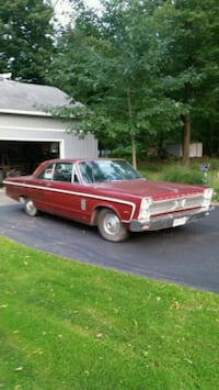 Plymouth - Fury - 1966 Mentor, 44060