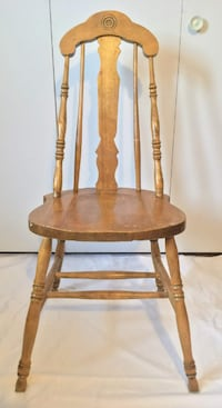 Decorative Wooden Accent Chair