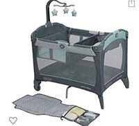 Graco pack and play, change n carry playard  manor Somerville, 02145