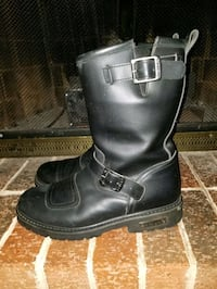 Motorcycle Boots 13
