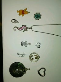 Charms for necklaces Mocksville, 27028