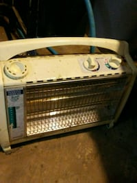 white and brown space heater Columbus, 31909