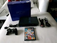 Playstation 2 with 1 Controller in Box + GTA Vice 536 km
