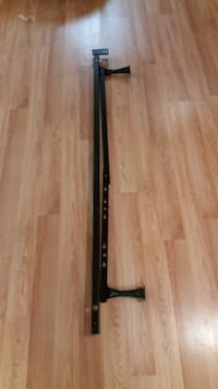 Bed frame rail heavy duty Queen and full almost new Shrewsbury