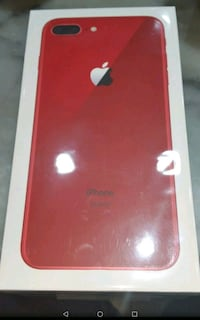 PRODUCT RED iPhone 8 Plus with box Dartmouth, B3A 4A4