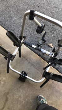 BMW bike rack 28 mi