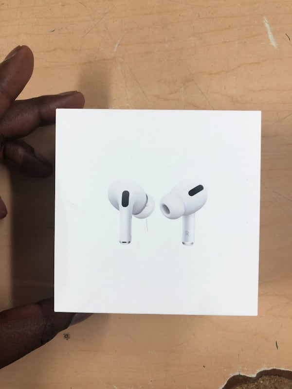 AirPods, Electronics Apple AirPods Pro in box .. Negotiable  00f89d63-eddd-4829-a979-8b9dfb681e95