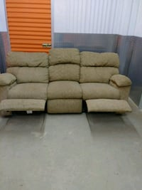 brown and black sectional couch 3692 km