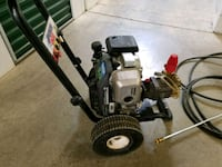 black and gray pressure washer College Park, 20740