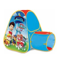 Paw Patrol tent and tunnel - Reg. $19.99